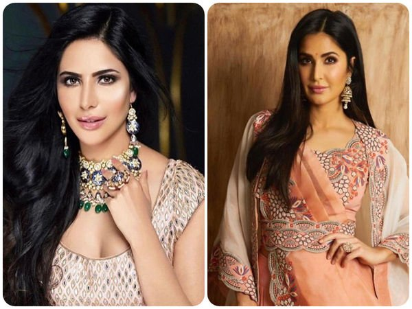 A doppelganger of Katrina Kaif will leave you saying ...